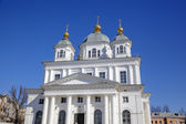 Kazan female monastery. Yaroslavl, Russia — Stock Photo