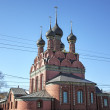 Church of the Epiphany. Yaroslavl, Russia — Stock Photo