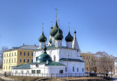 Church of the Transfiguration on the City. Yaroslavl, Russia — Stock Photo