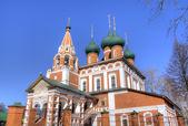 Archangel Michael church. Yaroslavl, Russia — Photo