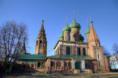 Church of St. Nicholas the Wet. Yaroslavl, Russia — Foto Stock
