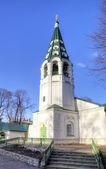 Nikolskaya kostel. jaroslavl, rusko — Stock fotografie
