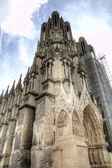 Notre-Dame de Reims Cathedral. Reims, France — Stockfoto