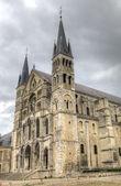 Basilique Saint-Remi. Reims, France — Stockfoto