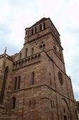 Iglesia de santo tomás. estrasburgo, francia — Foto de Stock