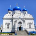 Cathedral of Holy Bogolyubovo Monastery. Vladimir region, Golden Ring of Russia — Stock Photo #51259857