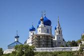 Holy Bogolyubovo Monastery. Vladimir region, Golden Ring of Russia — Stock Photo