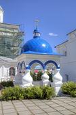 Chapel in Holy Bogolyubovo Monastery. Vladimir region, Golden Ring of Russia — Stock Photo