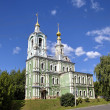 Постер, плакат: Martyr Nikita Orthodox Church Vladimir Golden ring of Russia