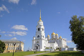 Assumption cathedral. Vladimir, Golden ring of Russia. — Stock Photo