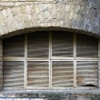 Royalty-Free Stock Photo: Old basement window