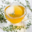 Herbal tea. Thyme — Photo #13554804