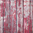 Stock Photo: Old painted wood background