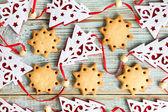 Christmas cookies — Stock Photo