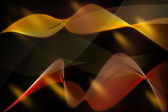 Abstract Waves — Stock Photo