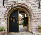 Monastery Entrance — Stock Photo