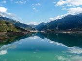Evinos Lake, Greece — Stock Photo