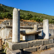 Ancient Messini Ruins, Messinia, Greece — Stock Photo