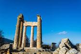 Temple of Zeus in the ancient Nemea — Stock Photo