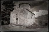 Orthodox Church Retro Photo — Photo
