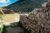 Mycenae, archaeological place in Greece — Stock Photo