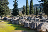Nemea Archaeological Site, Greece — Stock Photo