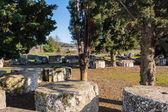 ネメア遺跡、ギリシャ — ストック写真