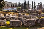 Nemea Archaeological Site, Greece — Stock Photo
