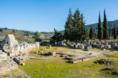 Nemea Archaeological Site, Greece — Stockfoto
