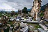 Ancient Troizina Ruins, Greece — Stock Photo