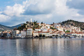 Poros Island, Greece — Stock fotografie