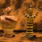 Ancient Greek Vases — Stock Photo #49501105