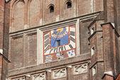 Landshut - kościół — Zdjęcie stockowe