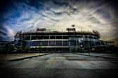 LP Stadium in Nashville, TN for the Tennessee Titans — Stock Photo