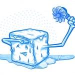 Keep Cool — Stock Vector