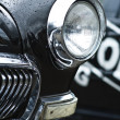 Fragment retro car — Stock Photo #8413598