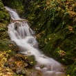 Blurry waterfall — Stok Fotoğraf #14449619