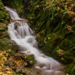 Stockfoto: Blurry waterfall