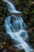 Chute d'eau bleu — Photo