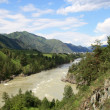 River Katun — Stock Photo