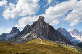 Dolomiterna - italien — Stockfoto