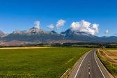 Tatras — Stock Photo