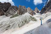 National Park of Dolomites — Stock Photo