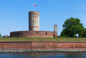 Wisloujscie Fortress. — Stock Photo