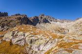 Les montagnes de tatra — Photo