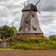 Old windmill in the countryside — Stock Photo