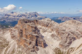 Summer mountain landscape - Dolomites, Italy. — Stock Photo