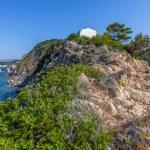 Elba Island - Cape Enfola - Italy — Stock Photo #32904029