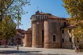 The historic church in the ninth century in Venice — ストック写真