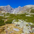 Beautiful view in the Tatra Mountains — Stock Photo